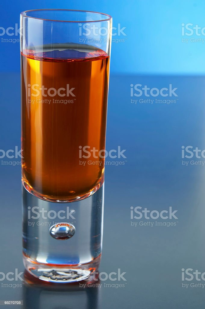 Bourbon royalty-free stock photo