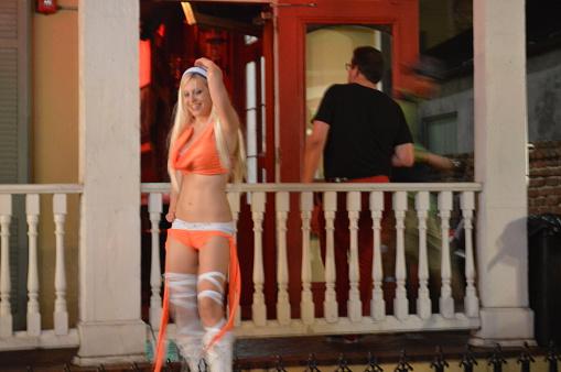 bourbon street bikini