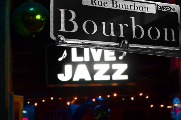 Top 60 Bourbon Street Stock Photos, Pictures, and Images - iStock