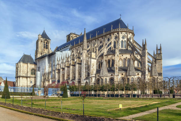 Kathedrale von Bourges, Frankreich – Foto