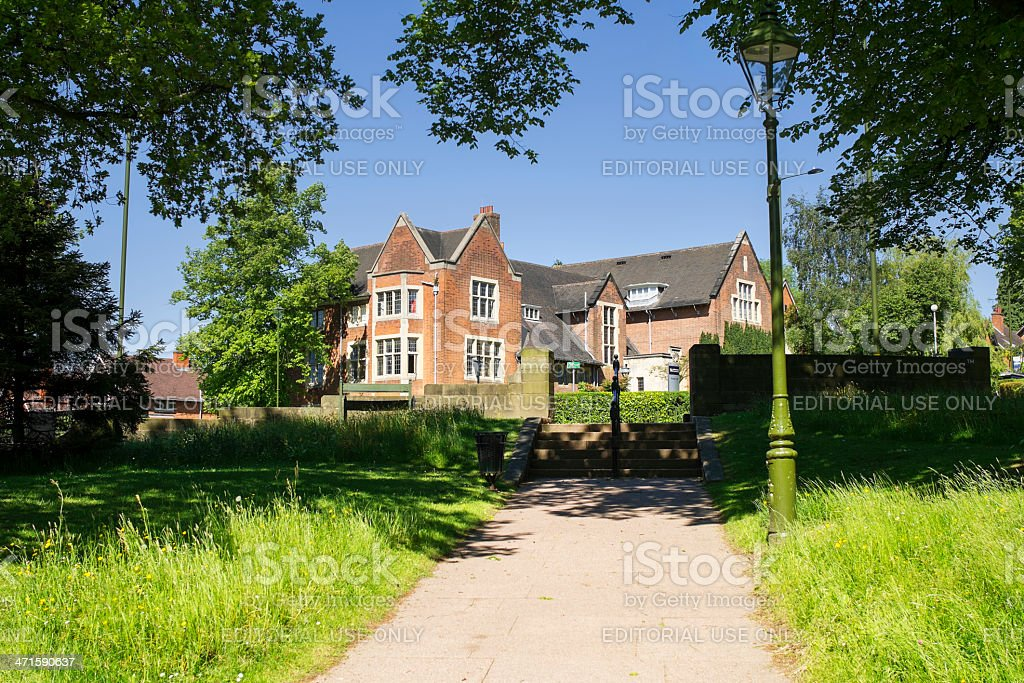 bournville royalty-free stock photo