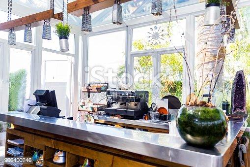 istock Boutique Coffee Shop Kitchen 966400246