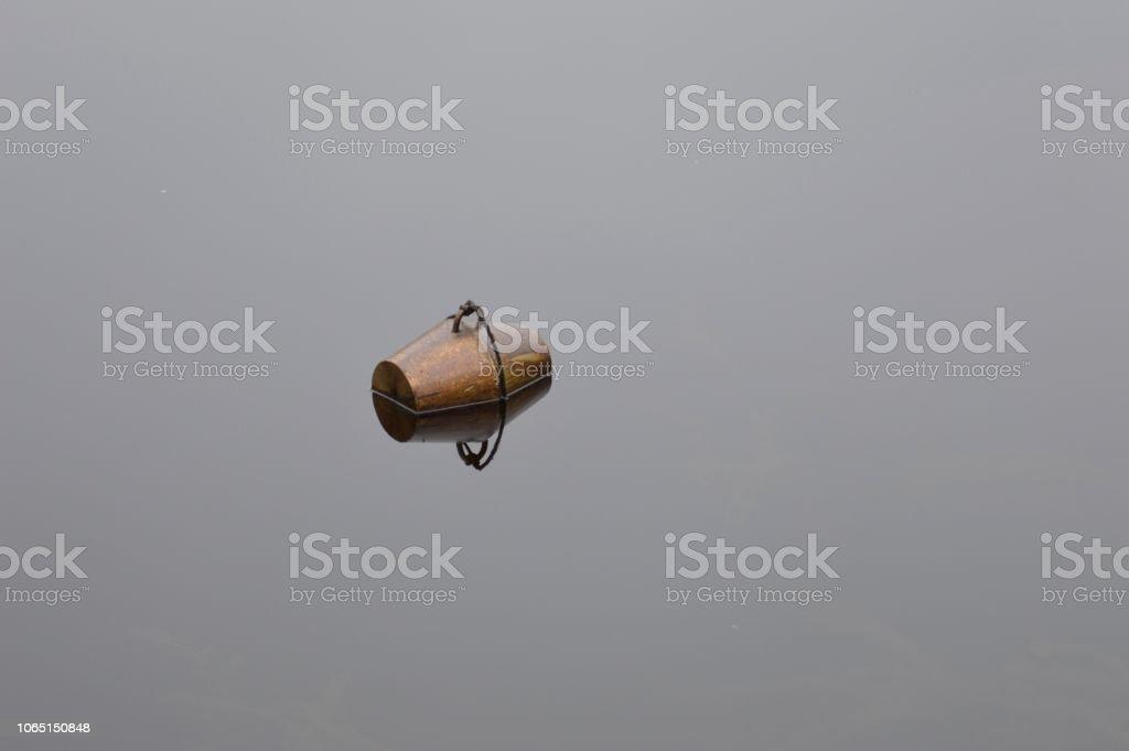 Bouy stock photo