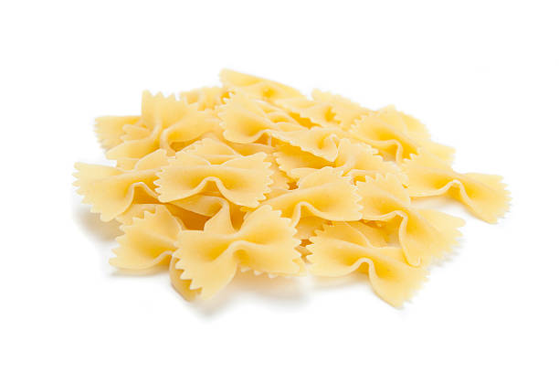 Bow tie pasta Bow tie pasta bow tie pasta stock pictures, royalty-free photos & images