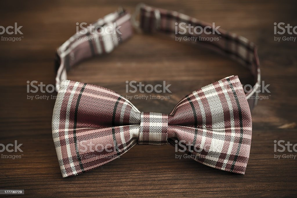 bow tie royalty-free stock photo