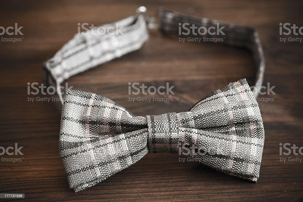 bow tie royalty-free stock photo