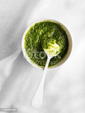 Pesto Sauce, Dipping Sauce, Marinated, Condiment, Food,Mediterranean Food, Olive Oil,