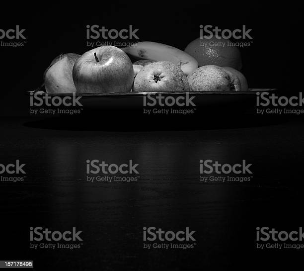 Bowl Of Fruits Stock Photo - Download Image Now