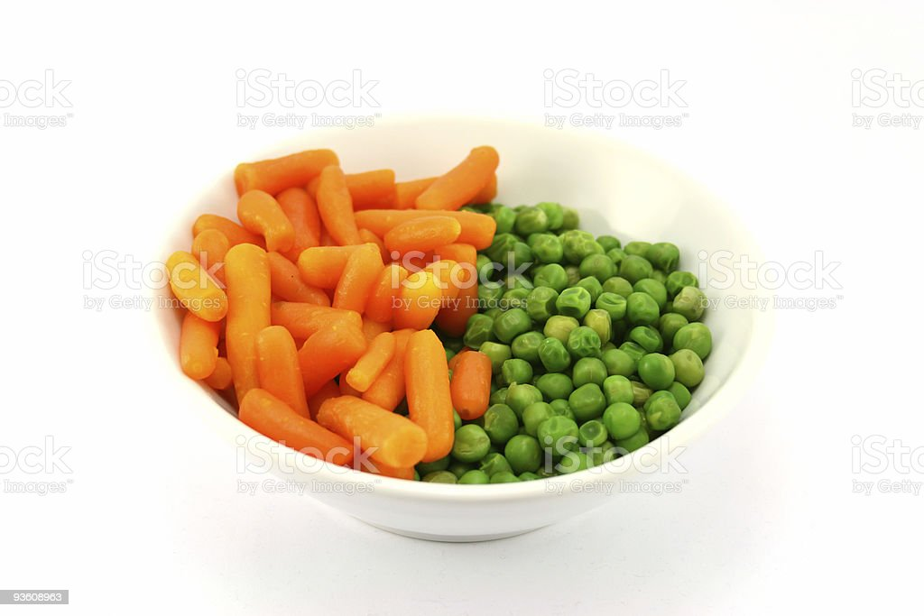 Bowl of health stock photo
