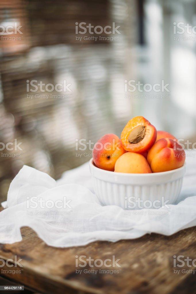 Kom met Nectarines - Royalty-free Celkern Stockfoto