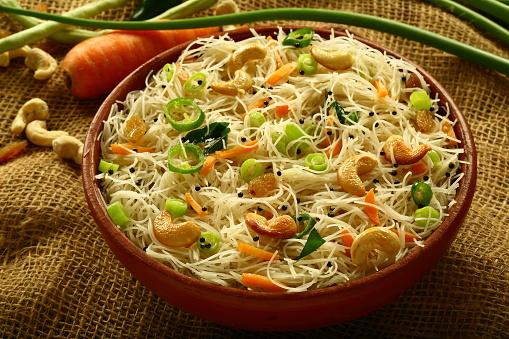 5 varieties of Upma made @ home - South Indian food
