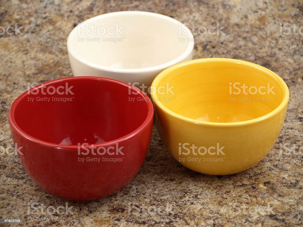 Bowl royalty-free stock photo