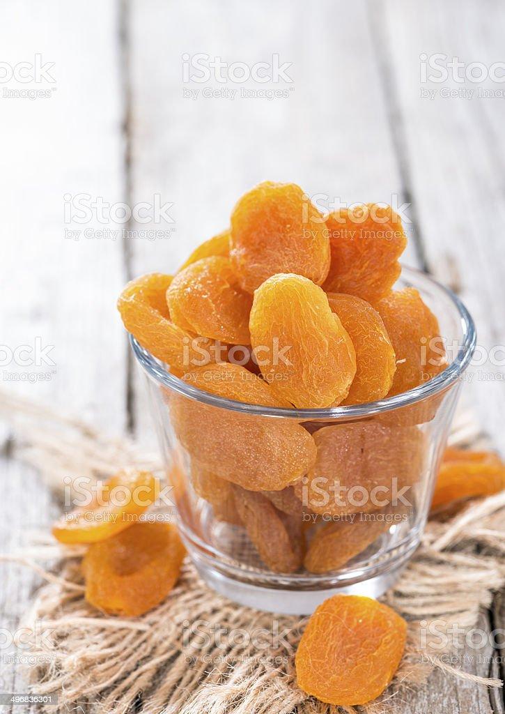 Bowl séché abricots - Photo