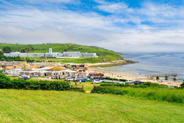 bowleaze cove dorset england uk - weymouth stock photos and pictures