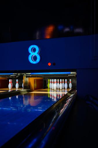Bowling alley floor, Nikon Z7