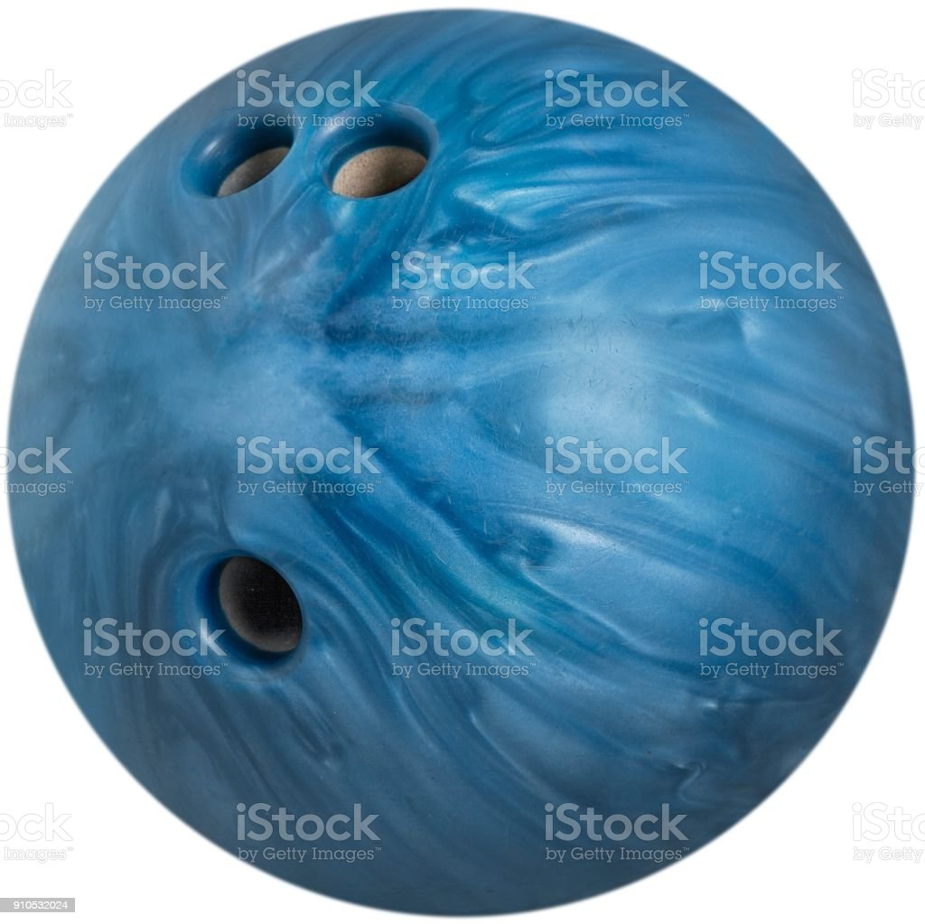 Bowling ball. stock photo