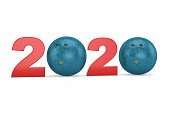 2020, Bowling, New Year, Christmas, Sports