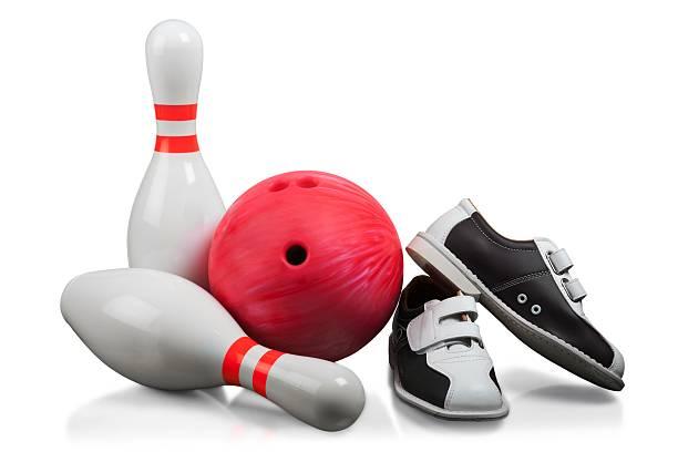 Bowling stock photo