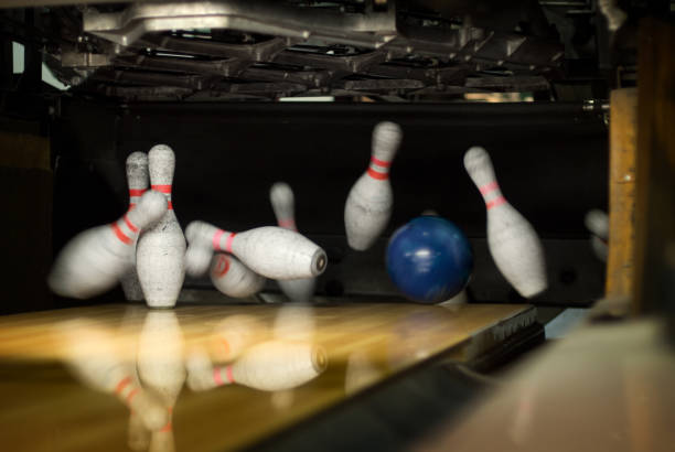 Bowling Pin Aktion – Foto
