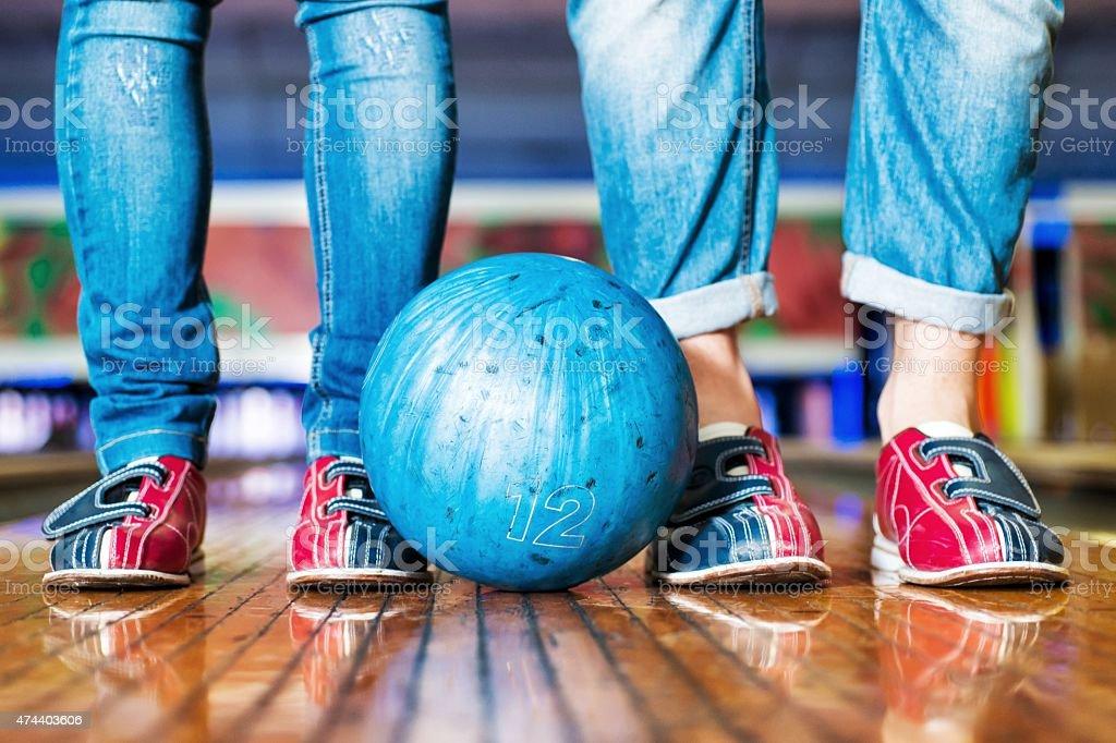Bowling Shoes foto