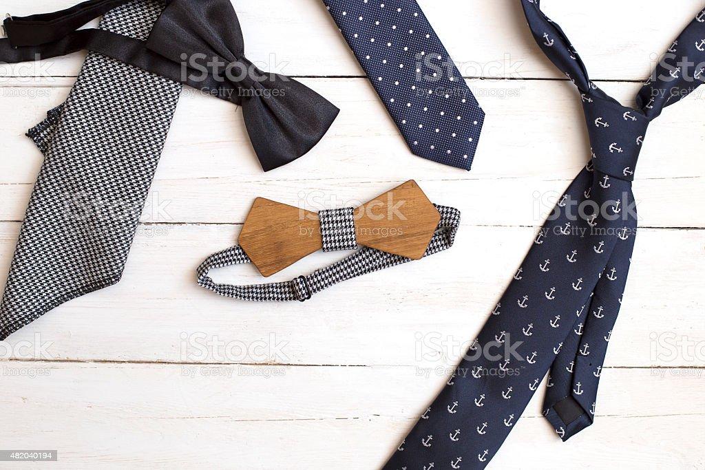 bow-tie stock photo