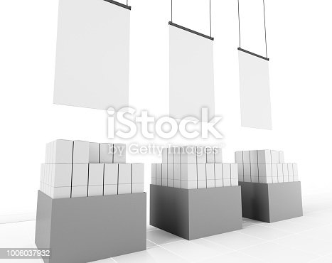 istock Box Container Display 1006037932