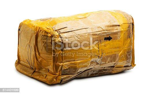 istock Box Damaged in Shipping 514401599