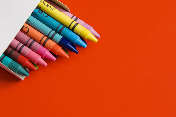 royalty free crayon box pictures images and stock photos istock
