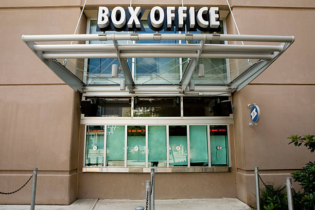 Box Office stock photo