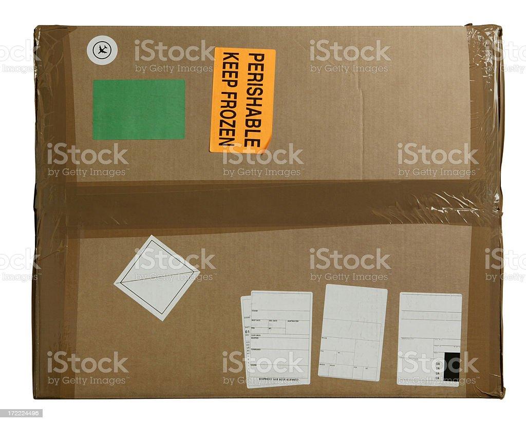 Box Top royalty-free stock photo