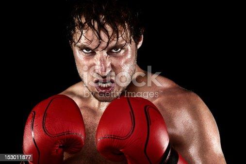istock Boxer Boxing 153011877