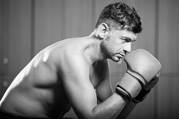 Boxershorts in der Umkleide – Foto
