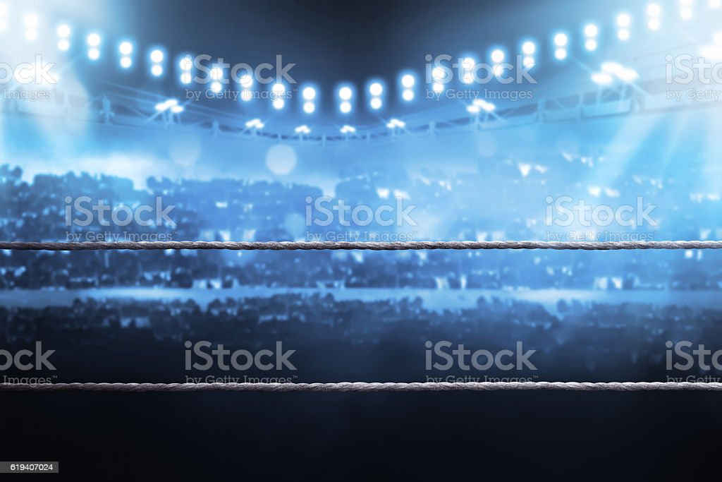 Boxing arena - Photo