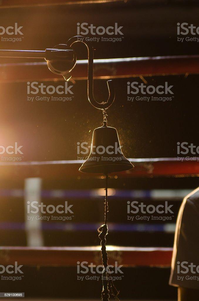 Pugilato Bell - foto stock