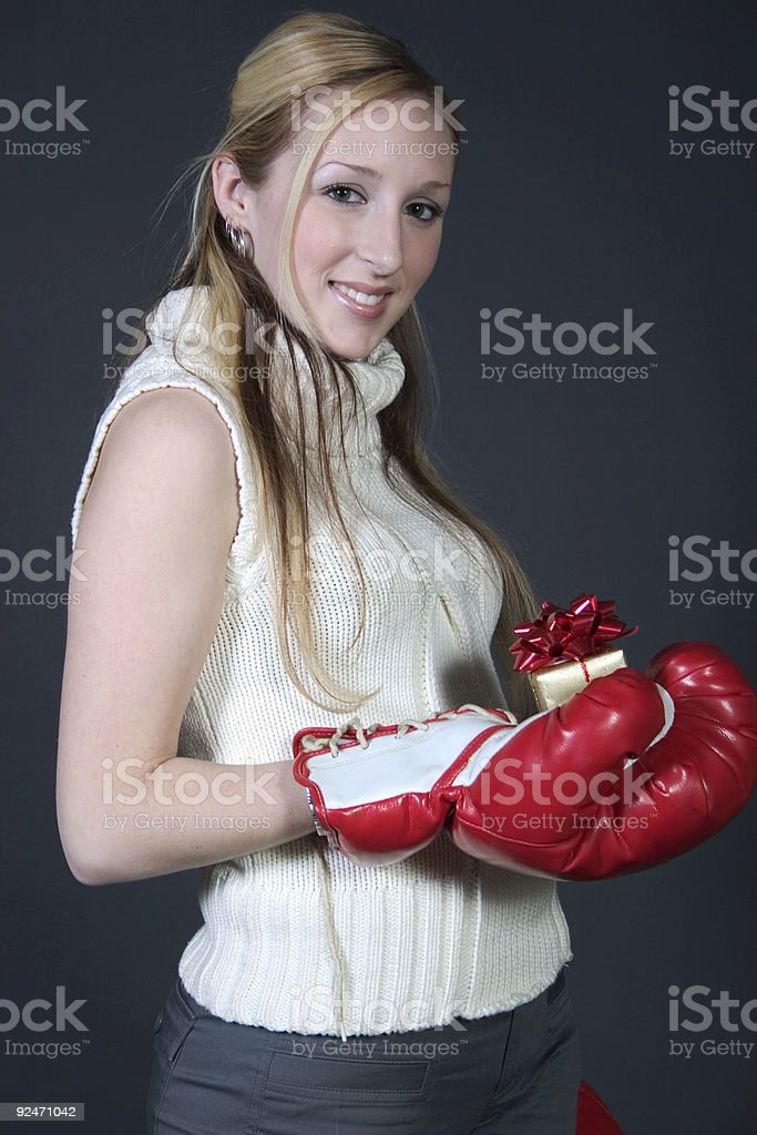 Boxing Day 03 royalty-free stock photo