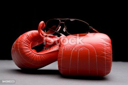 521301688 istock photo Boxing equipment 94098323