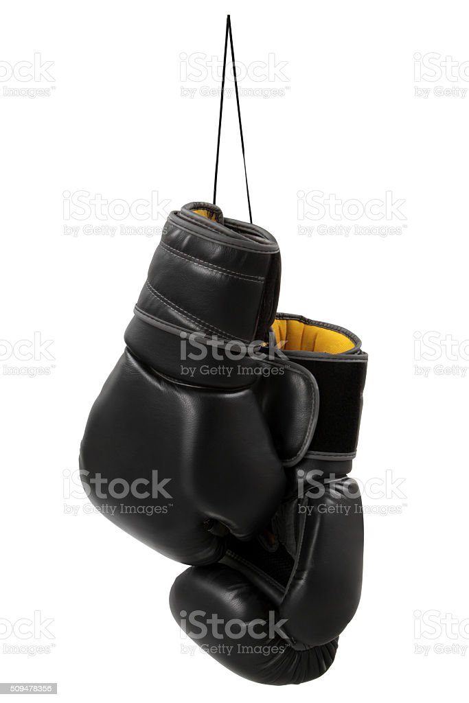 Gants de boxe - Photo