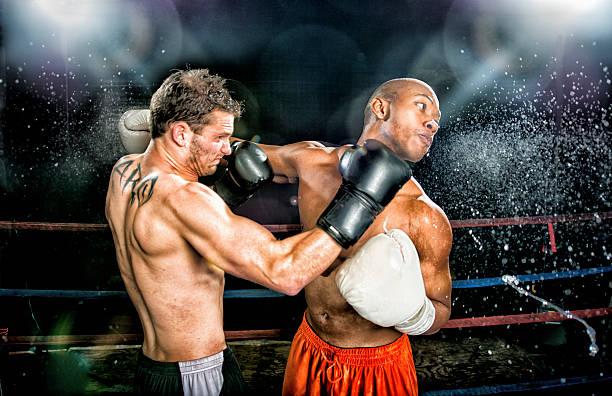 ボクシングの試合 - ボクシング ストックフォトと画像