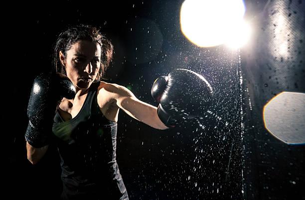 Puissance de boxe - Photo
