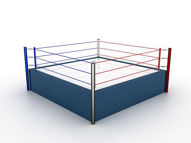 ring de boxeo - foto de stock