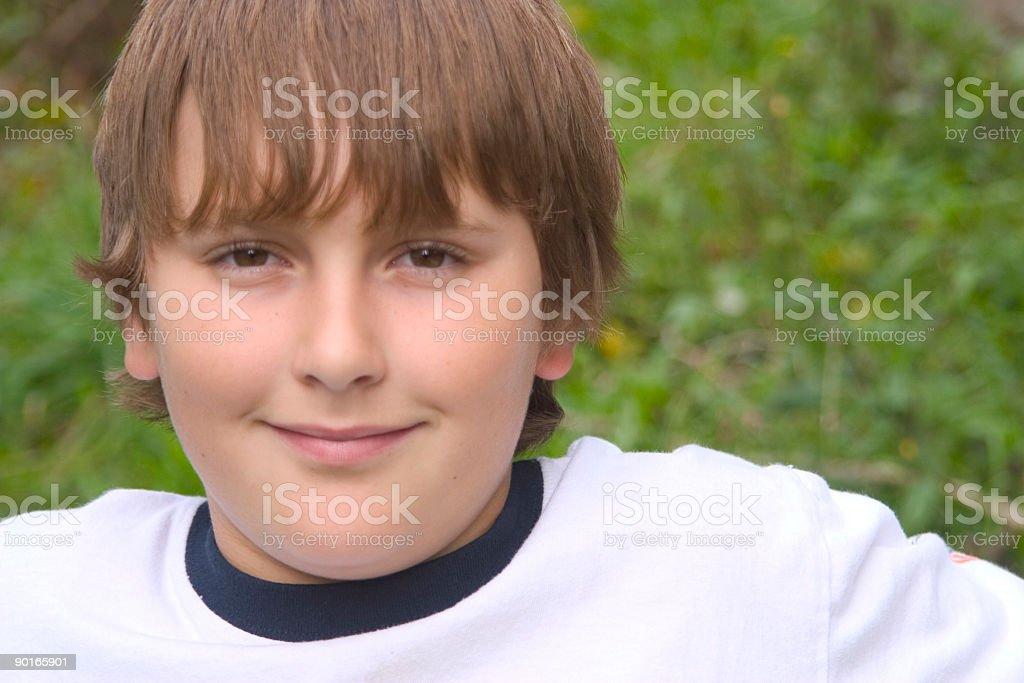 Boy 3 royalty-free stock photo