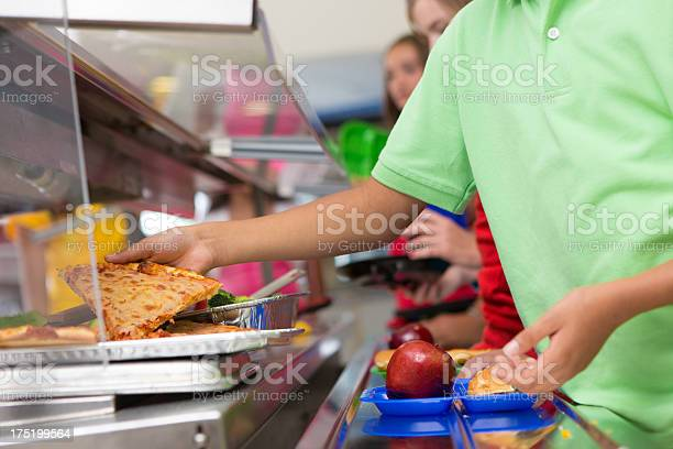 Boy choosing piece of pizza in the school lunch line picture id175199564?b=1&k=6&m=175199564&s=612x612&h=arpkod06 loe0kkzs 0cqpkzwta9whzachxwyz11cd8=