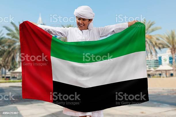 Boy Holding Flag 照片檔及更多 2015年 照片