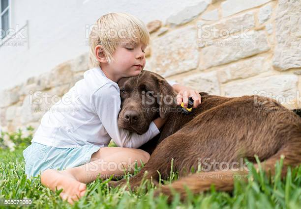 Boy hugging his dog picture id505072080?b=1&k=6&m=505072080&s=612x612&h=btmqbyvrntmzjhum8tyxcjyvx slqrapeegsarytt5e=