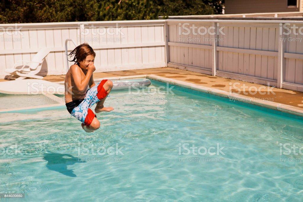 Pool males