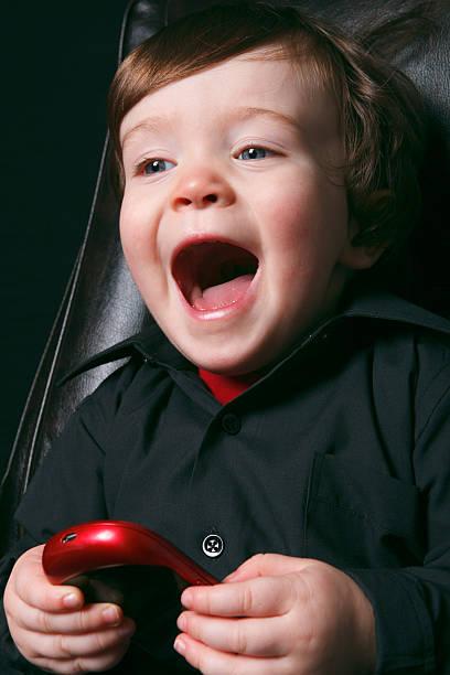 junge büro - kleinkind busy bags stock-fotos und bilder
