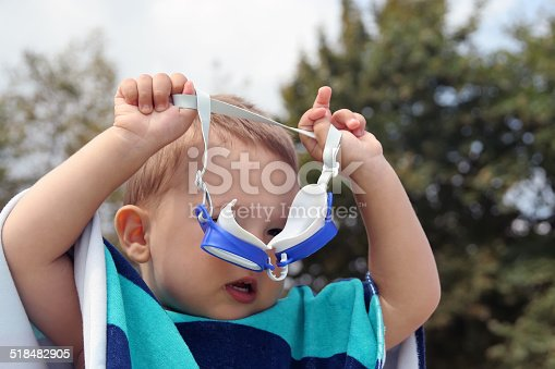 istock Boy on the beach 518482905