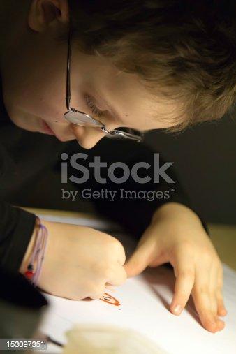 istock boy painting 153097351