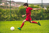 Soccer, 6-7 Years, Boys, Child, Children Only