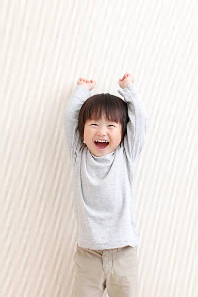 boy smile stock photo